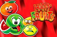 Игровые аппараты Happy Fruits