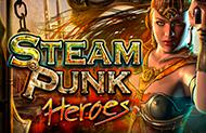 Игровые аппараты Steam Punk Heroes