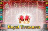Новый автомат 777 Королевские Сокровища
