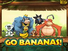 Игровой автомат Вперед Бананы в казино на рубли
