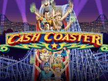 Cash Coaster: играть онлайн через Вулкан зеркало