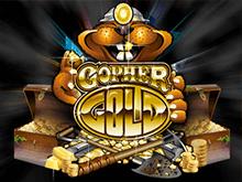 Gopher Gold: играть онлайн через Вулкан зеркало