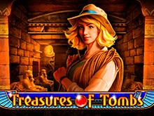 Лицензионная азартная платформа Вулкан: Сокровища Гробницы